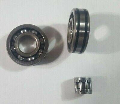Stihl Ts410 Ts420 Crankshaft Bearing Set Pin Bearing Replaces 9503-003-0351