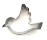 Flying Bird Shaped Animal Cookie Cutter Metal Pastry Biscuit Cake Baking Mould