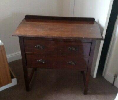 Vintage Wooden Drawers/ Sideboard