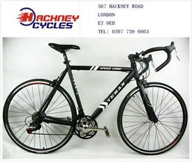 Brand New aluminium 21 speed racing road bike ( 1 year warranty + 1 year free service ) ew3