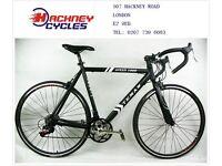 Brand New aluminium 21 speed racing road bike ( 1 year warranty + 1 year free service )