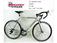 Brand New aluminium 21 speed racing road bike ( 1 year warranty + 1 year free service ) 8m