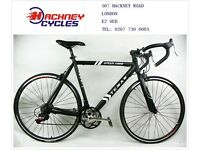Brand New aluminium 21 speed racing hybrid road bike ( 1 year warranty + 1 year free service ) vbgh