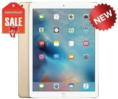 NEW Apple iPad 5th Gen 2017 32GB, Wi-Fi , 9.7Inch - Gold (Latest Model)