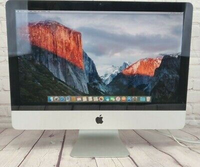 "Apple iMac 21.5"" A1311  Late 2011 Core i3 3.1GHz, 4GB RAM, 250GB HDD"