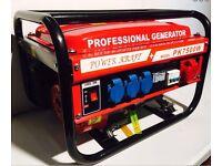 Heavy Duty Portable Petrol Generator KT8500W