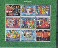 Ethiopia Souvenir Ronaldo Real Icardi Inter Milan Football Soccer Mint Mnh - inter - ebay.it