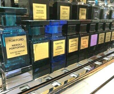 Tom Ford 100% Authentic unisex Eau De Parfum Various Sample FREE P&P