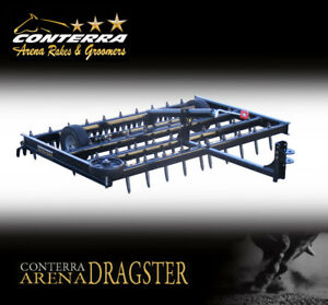 Conterra Arena Dragster - SAVE $300 Starting at $1151.00