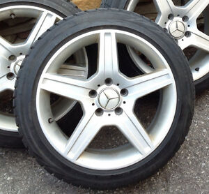 Mercedes c class winter tires buy or sell used or new for Mercedes benz winter tires