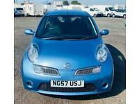 2007 Nissan Micra 1.2 ACENTA PLUS 3d 80 BHP Hatchback Petrol Manual