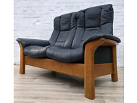 Ekornes Stressless Sofa (DELIVERY AVAILABLE)