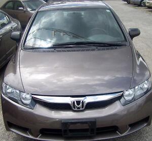 2010 Honda Civic DX-G Sedan Safetied E-tested1Year P/T Warranty