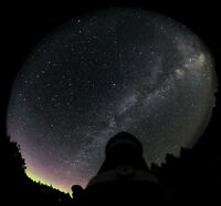 Public Astronomy and Laser Sky Tour