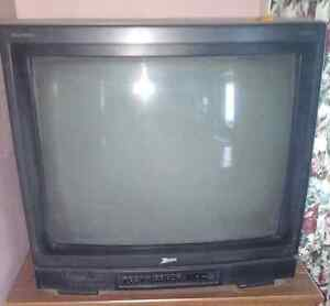 Zenith Tube Television.27 inches.  5198702692 ( stand is extra)