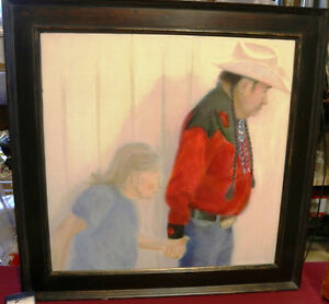 ALLEN SAPP & MARGARET LEAVING MY CHICKEN COOP  24 X 24
