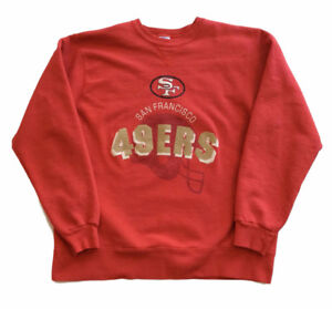 Vintage San Francisco 49ers Crewneck Sweater by Champion NFL