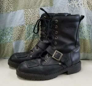 Unique Boutique - Men's Martino Roadkrome Stroke Boots - Size 9