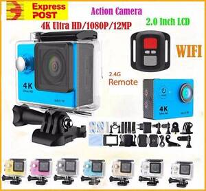 4K Ultra HD H9r Action Camera 30m W/P. SJ9000, WIFI, Remote Ctrl Redland Bay Redland Area Preview