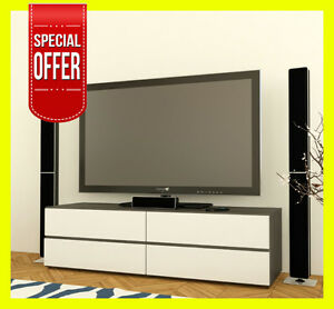 Meuble audio vid o 60 po meuble tele tv stand mega vente for Mega meuble montreal
