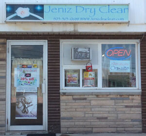 Dryclean and alterations business for sale in beamsville