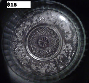 collectible crystal and other dishes Gatineau Ottawa / Gatineau Area image 4