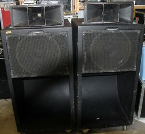 JBL 4530 loaded with 2225 JBL 400 watts drivers Gatineau Ottawa / Gatineau Area image 6