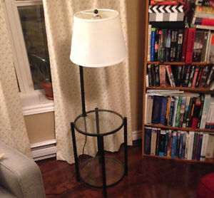 End table / lamp