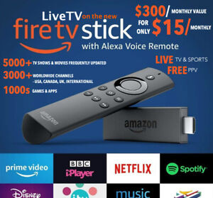Wanted: 3000+ Live TV Channels Only $15/month (FREE TRIAL)