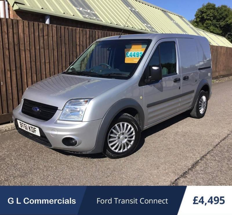 3b202958b6 Ford Transit Connect Trend SWB 1.8TDCi  SUPERB EXAMPLE