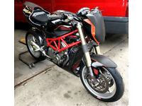 MV Agusta Brutale 910 Track bike / Race bike