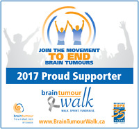 Volunteers for Brain Tumour Walk