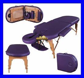 Purple Beauty Bed