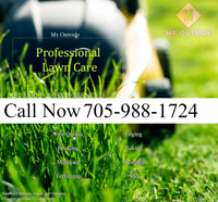 Mr.Outside Professional Lawn Care & Property Maintenance
