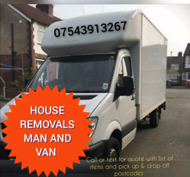 VAN WITH TAIL LIFT