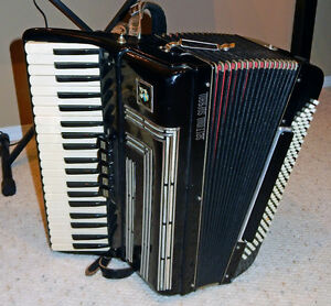 Accordion Setimo Soprani