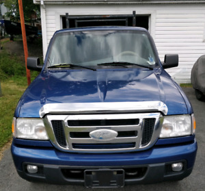 2007 Ford Ranger XLT 4x4, 5 Speed