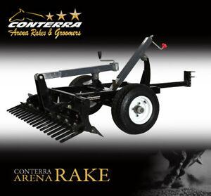 Conterra Arena Rakes Starting at $2,599.00