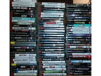 100 PS3 GAMES + 500GB PS3 PLAYSTATION 3