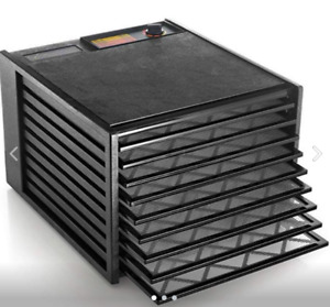 Excalibur 3900B 9-Tray Deluxe Dehydrator, BlackWe paid over $