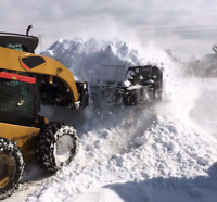Snow Plowing/Removal (Commercial and Residential)