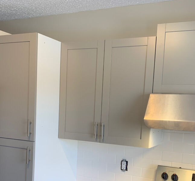 Nimble Kitchen Cabinets - extras left from recent install ...
