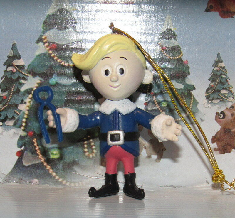 Rudolph The Red Nosed Reindeer Hermey the  Dentist Elf With Tooth Extractor