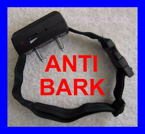 Medium/Large Bark Control Dog Training Shock Collar