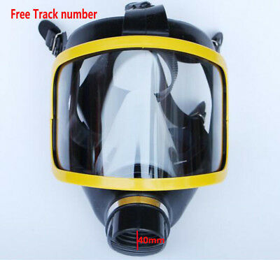 Painting Spray Pesticide Military Vintage Full Face Gas Mask Respirator 40mm