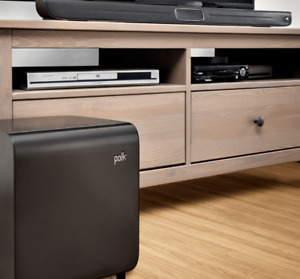 Polk Audio MagniFi Sound Bar With Wireless Subwoofer