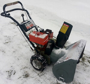 Sears Craftsman 5/23 2 Stage Snowblower