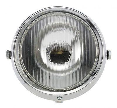 Optique phare rond MBK 51 AV10 AV07 Dakota PEUGEOT 103 SP MVL SPX RCX Vogue feu