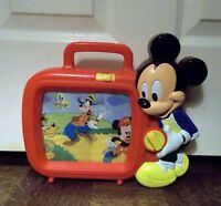 Vintage MICKEY MOUSE Musical Television