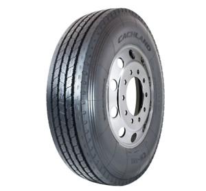 Pneu de remorque neuf Cachland CH111 11R22.5 new trailer tire